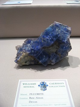 Tucson Mineral Show 2011 - 12