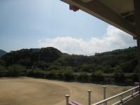 控え室からの眺め3