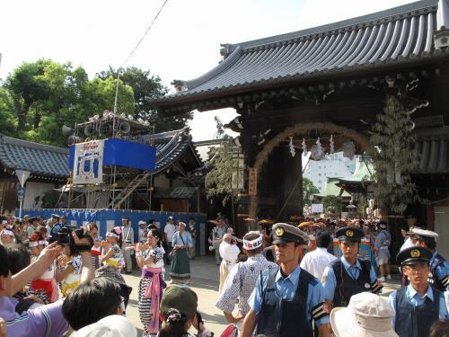 天神祭2010