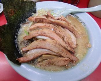 豚トロチャーシューメン