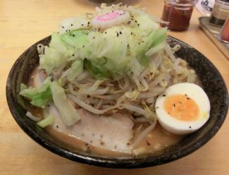 みそごじ麺+中盛