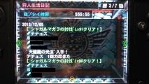 MH4 ギルドカード 狩人生活日記 555時間55分 1205
