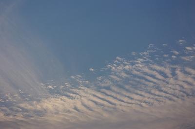 s-いわし雲