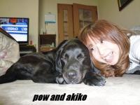 with pow