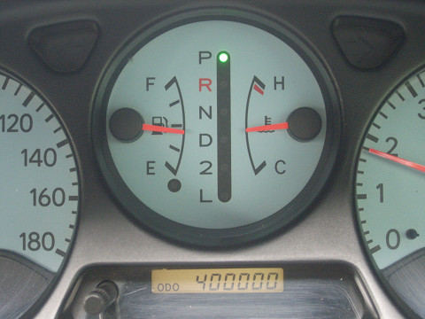 0342 400000km到達!