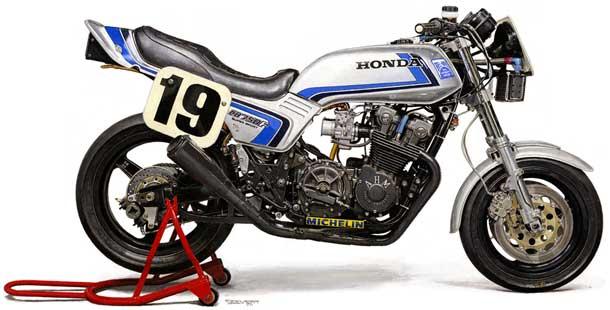 1982 HONDA CB750F Daytona Racer
