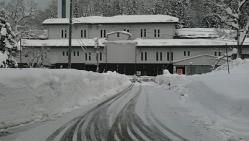 12月の雪1