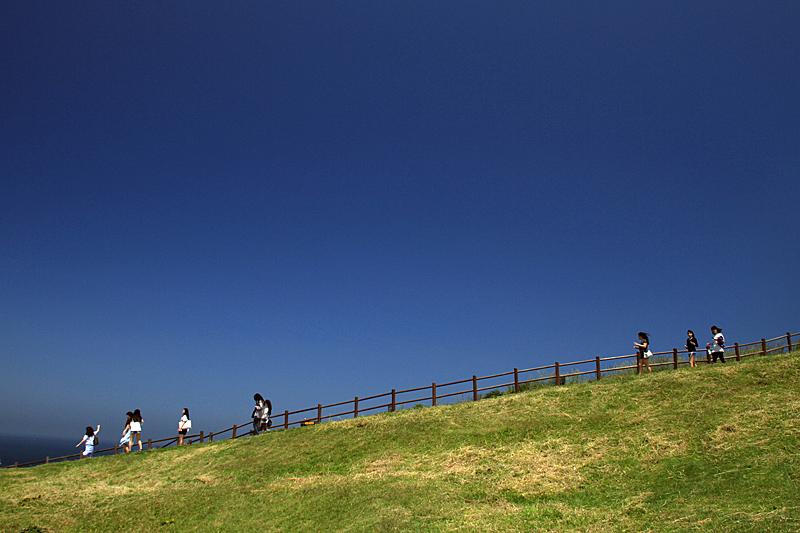 01世界自然遺産「城山日出峰」
