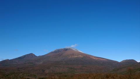 浅間山20111121