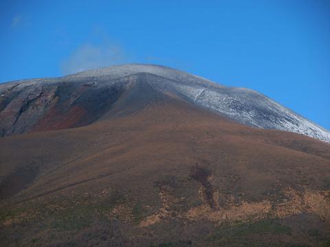 浅間山頂20111121