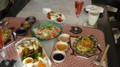 順子さんの手料理⑨