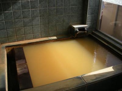 めぐみの湯湯