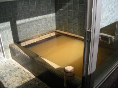 めぐみの湯ベランダ湯
