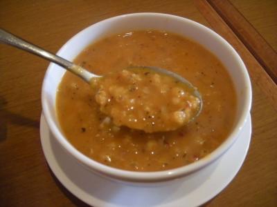 サライ豆スープ