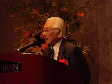 島村楽器創業50周年記念レセプション