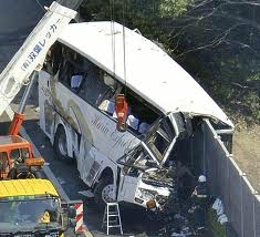 高速ツアーバス事故