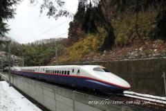長野新幹線縮小240