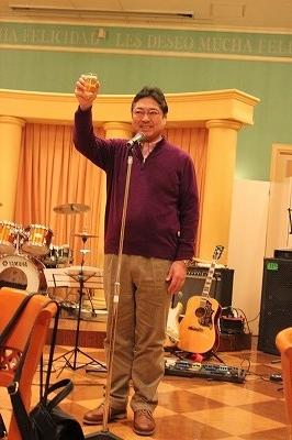 2013-12-21 2013年小倉耳鼻咽喉科クリスマスパーティー 042
