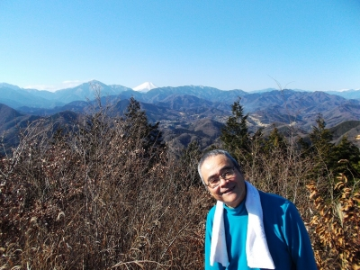 2014年冬登山