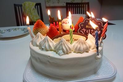 20101224誕生日とクリスマス (3)