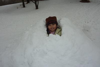 20110109雪山 (4)