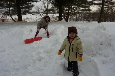 20110109雪山 (7)
