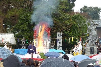 20110211かえる寺節分祭 (9)
