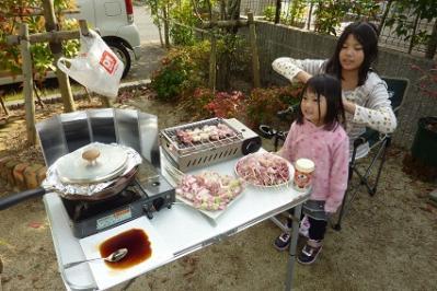20111127焼き鳥焼き芋 (3)