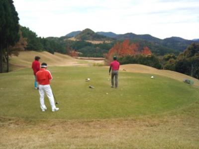 20111202同窓会ゴルフ (2)