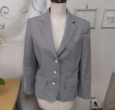 春のジャケット