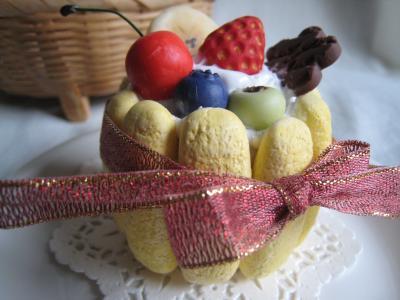 シャルロットケーキ large