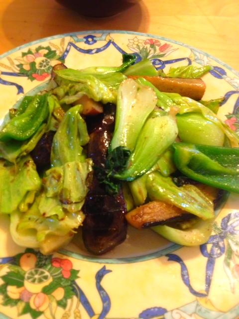 野菜炒め__