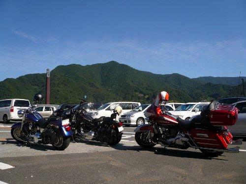 07・19富士山ツー01