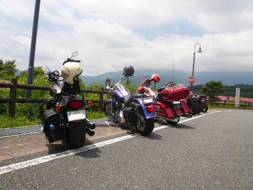 07・19富士山ツー06