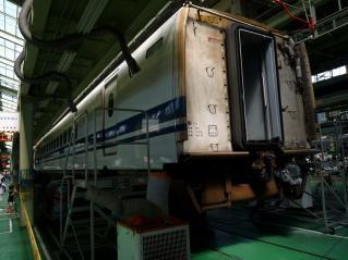 JR東海 浜松工場 新幹線なるほど発見デー2010