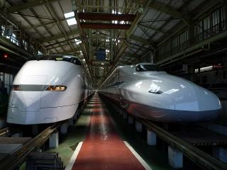 300系&N700系 新幹線