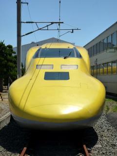 923形 電気軌道総合試験車 ドクターイエロー