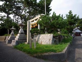日間賀神社