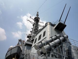 護衛艦 DDG173 こんごう
