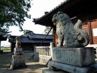 天満社・秋葉神社
