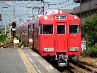 名鉄 6000系