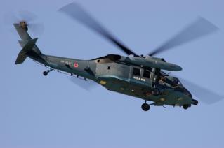 捜索救助展示 UH-60J