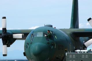 輸送機 C-130H