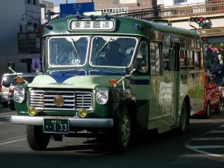 いすゞBXD30型