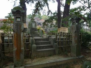 志賀重昂の墓
