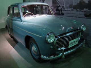 いすゞ  ヒルマン ミンクス PH10(1953)