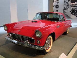 フォード サンダーバード(1955)