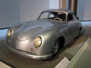 ポルシェ 356 クーペ(1951)