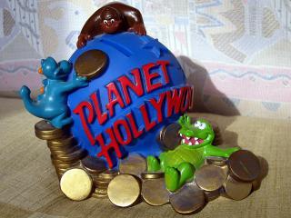 プラネット・ハリウッド(Planet Hollywood)