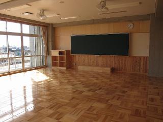 岡崎市立翔南中学校 内覧会